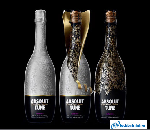 Rượu Absolut Tune