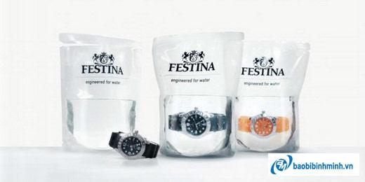 Đồng hồ chống thấm nước Festina